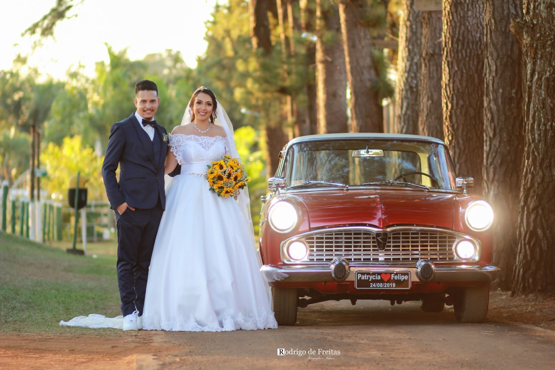 Patrycia e Felipe / WEDDING DAY